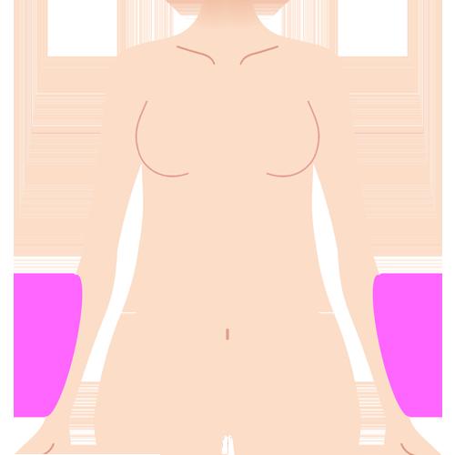 両肘(下)