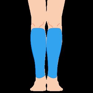 両膝(下)